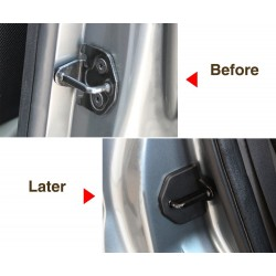 Protection pour bloc voiture pour Ford Focus 2 2005-2013 4 pcs