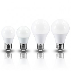 E27 LED Żarówka - 3W - 6W - 9W - 12W - 15W 220V Smart IC