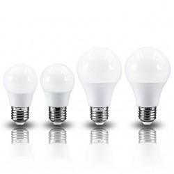 E27 LED Żarówka - 3W - 6W - 9W - 12W - 15W 220V Smart IC
