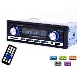 Bluetooth-Autoradio - Stereo-Audio - MP3-Player - USB - 4 * 60W