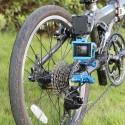 Gopro Hero 6 5 4 3 Xiaomi Yi 4K SJ5000 Sport Camera bicycle aluminum stand mount bracket base adapter
