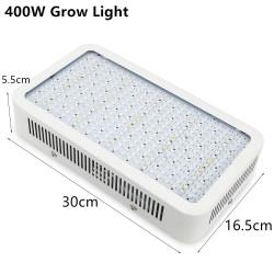 400W/1200W/1600W LED światło wzrostu UV/IR AC85265V SMD5730 full spectrum