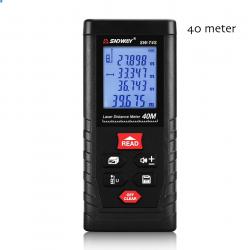 Laser-Entfernungsmesser 40M - 60M - 80M - 100M