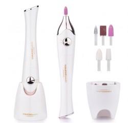 5 in 1 Portatile Apparecchiature Wireless Elettrica Nail Art Drill Macchina Nail Manicure Pedicure F