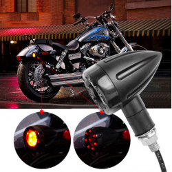 Lumières indicateurs de direction pour moto LED 2 pcs