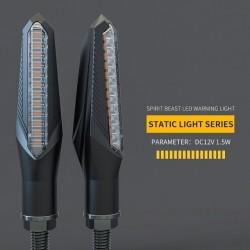 CB190 LED 150NK 12V wysokiej jasności światło motocyklowe kierunkowskazy