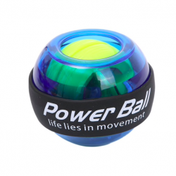 Wrist muscle gyroscope power ball relax trainer