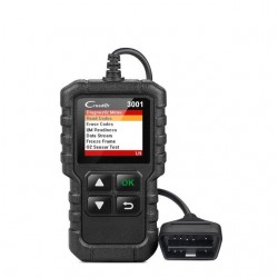 X431 3001 full OBD2 OBDII code reader scan car diagnostic tool