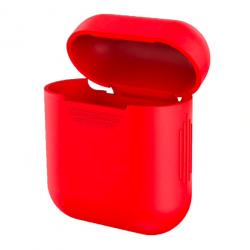 Apple AirPods słuchawki miękkie silikonowe ultra cienkie etui