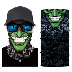 Motorrad Skull Joker Schal Gesichtsmaske Balaclava