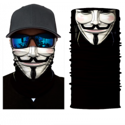 Motorrad Schal Gesichtsmaske Sturmhaube