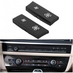 Couverture pour bouton switch ventilateur BMW F10 F11