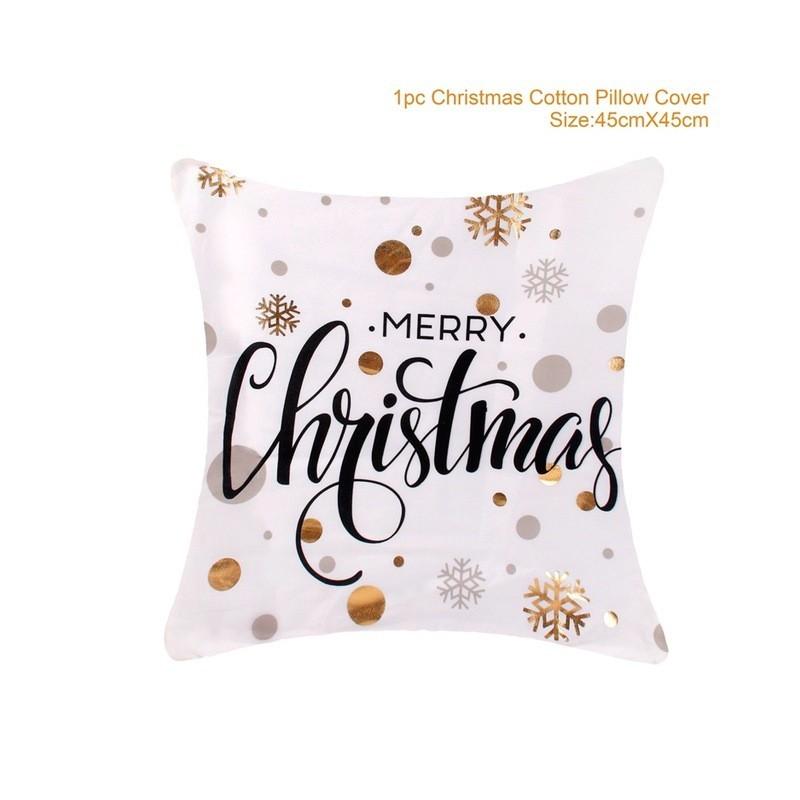 Federe Cuscini Natale.Federa Cuscino Di Natale In Cotone 45 45 Cm Store Aruba