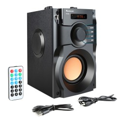 Altavoz con display LCD RS-A100 wireless bluetooth