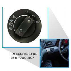 Audi A4 S4 8E B6 B7 2000-20007 - headlight / fog / light switch