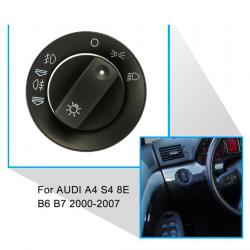 Switch para luces coche Audi A4 S4 8E B6 B7 2000-20007