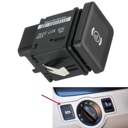 Passat R36 CC przycisk przełącznik hamulca ręcznego