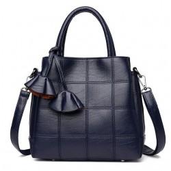Genuine leather Handtasche Umhängetasche