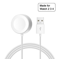 Apple zegarek USB magnetyczna bezprzewodowa ładowarka
