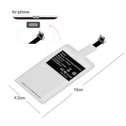 iPhone X 6 6S 7 8 Plus & Android uniwersalna Qi bezprzewodowa ładowarka