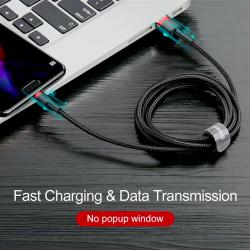 Xiaomi Redmi Note 5 Pro 4 Samsung S7 micro USB reversible USB data charging cable