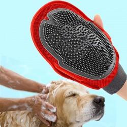 Rękawica do pielęgnacji psa kota szczotka