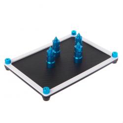 EleksMaker EleksFix & 4 pilary magnetyczna płyta PCB rama podtrzymująca deski