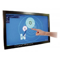 "55"" real 4 points USB multi touch screen"