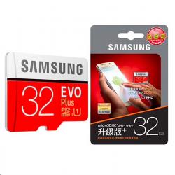 SAMSUNG EVO 32G - 64G - 128G micro SD-geheugenkaart - klasse 10
