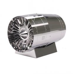 3D turbine engine metal puzzle