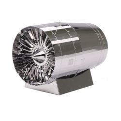 Engine turbine 3D DIY metal puzzle toy