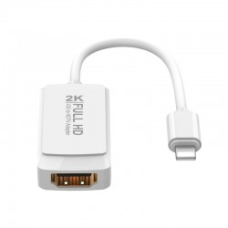 iPad Air iPhone Xs iOS 12 11 8Pin do HDMI cyfrowy AV konwerter lightning 2K HD HDMI kabel adapter