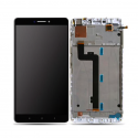 Xiaomi Mi Max 2 touch screen & frame LCD display panel digitizer assembly