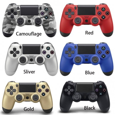 PS4 / PC DualShock wired gamepad