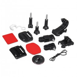 GoPro 12 in 1 motorcycle mount kit