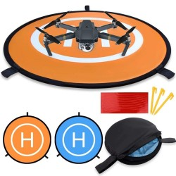 Foldable landing pad for drones & R/C helicopters 55cm