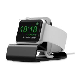 Station de chargement en métal - support pour Apple Watch 5/4/3/2/1 - support