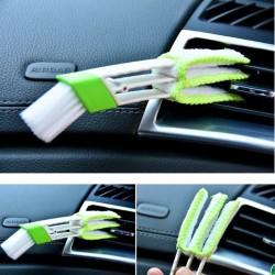 Brosse à nettoyer pour voiture double