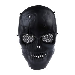 Airsoft - czaszka - pełna ochronna maska na twarz