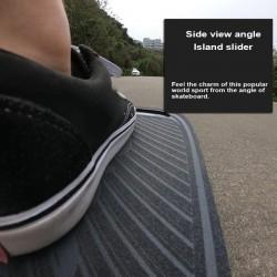 Deskorolka na kierownicę motocykla - obrotowy uchwyt - uchwyt do kamery GoPro Hero Action