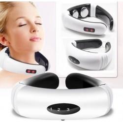 Impuls elektryczny - masażer karku i szyi - ogrzewanie na podczerwień