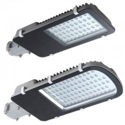 Lampadaire LED - 12W 24W 30W 40W 50W 60W 80W 100W 120W AC85-265V - IP65 étanche