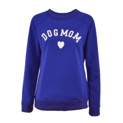 Dog Mum - warmes Sweatshirt