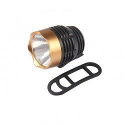 Q5 LED - 3 tryby - przednia lampa rowerowa - wodoodporna