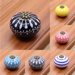 Ceramic door handle - knob