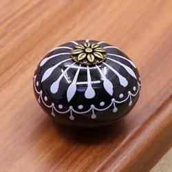 Türknauf aus Keramik - Schubladengriff - Knopf