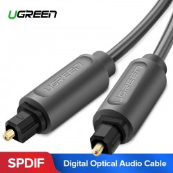 Ugreen - cyfrowy optyczny kabel audio Toslink SPDIF - 1m 1.5m 2m 3m