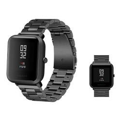 20mm - uniwersalny pasek zamienny do Smart Watch - metal & siatka