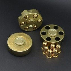 Fidget Spinner handspinner - gewehrkugeln