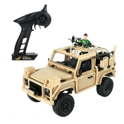 MN96 1/12 2.4G 4WD proportional control RC car with LED light - climbing off-road truck - RTR